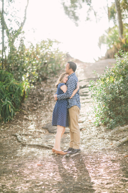 A Rustic Afternoon Engagement – Photo by Let's Frolic Together