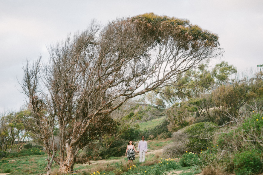 Coastal Engagement Moods – Photo by Let's Frolic Together