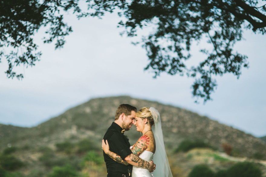 A Playful Geometric Love Story – Photo by Let's Frolic Together