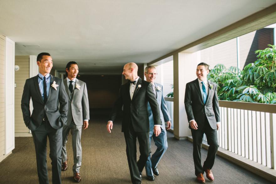 Dreamy Seaside Coronado Wedding – Photo by Let's Frolic Together