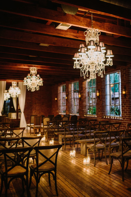 Tender Carondelet House Wedding – Photo by Let's Frolic Together