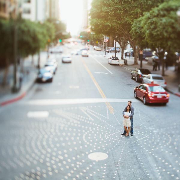 A Charming Stroll In Downtown LA
