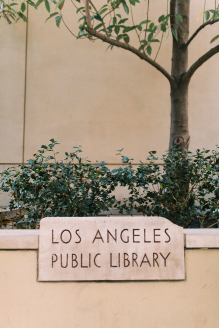 A Charming Stroll In Downtown LA – Photo by Let's Frolic Together