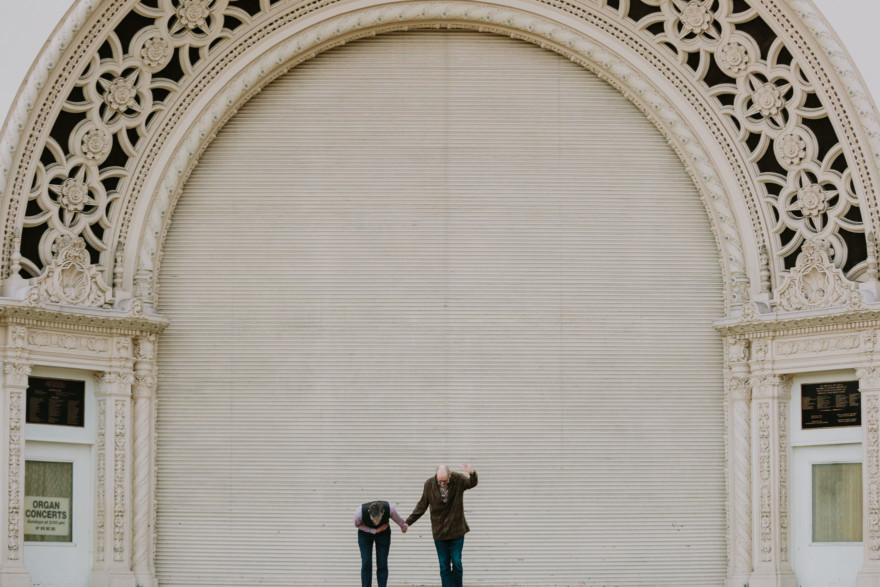 A Sweet Jaunt Around Balboa Park – Photo by Let's Frolic Together