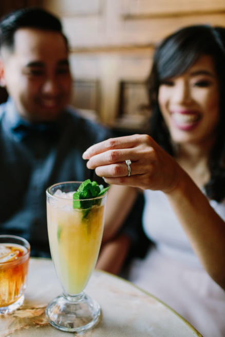 Drinks, Dogs, and Much Delight! – Photo by Let's Frolic Together