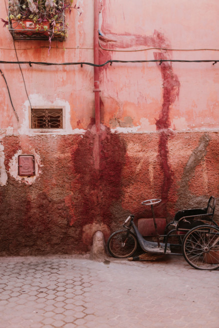 Colors & Textures of Marrakech – Photo by Let's Frolic Together
