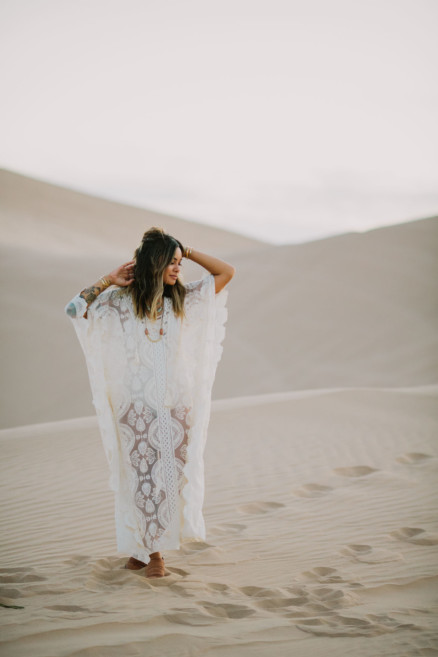 Nomadic Desert Caravan Union – Photo by Let's Frolic Together