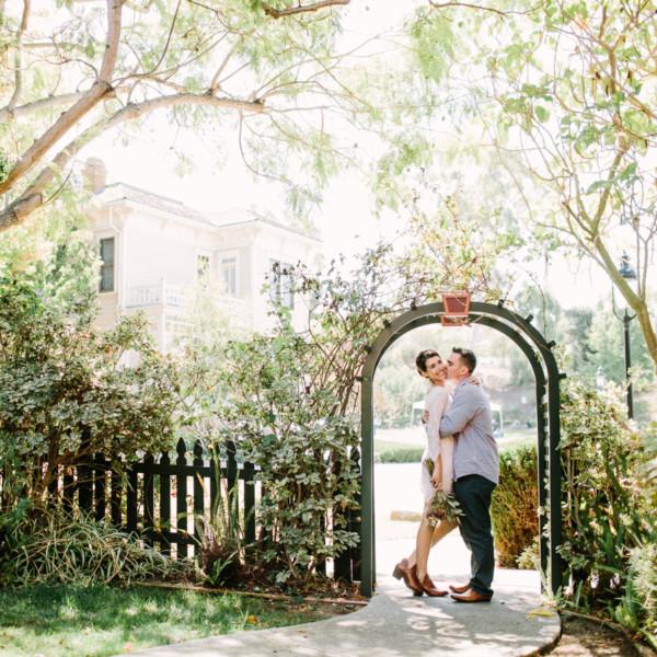 DIY Garden Wedding Charmer