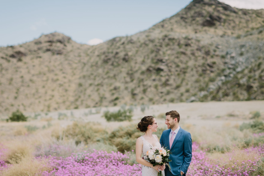 Irreverent Love in the desert – Photo by Let's Frolic Together