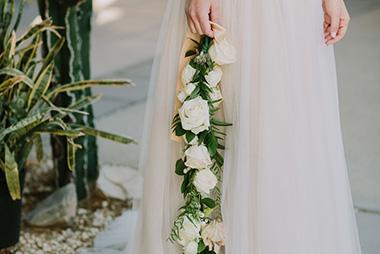 Garland Bouquets!