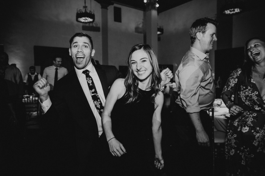 Classically Fun San Diego Wedding – Photo by Let's Frolic Together
