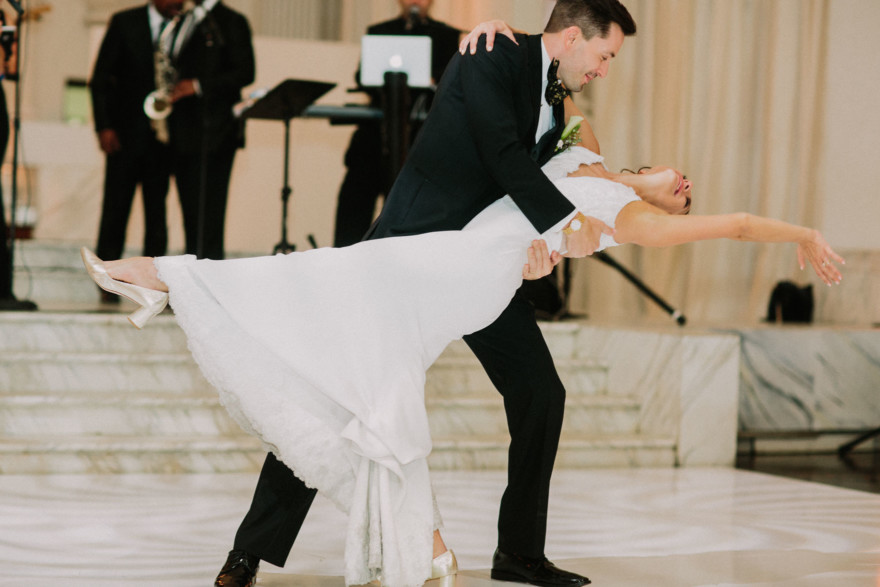 Glam & Playful Vibiana Wedding – Photo by Let's Frolic Together