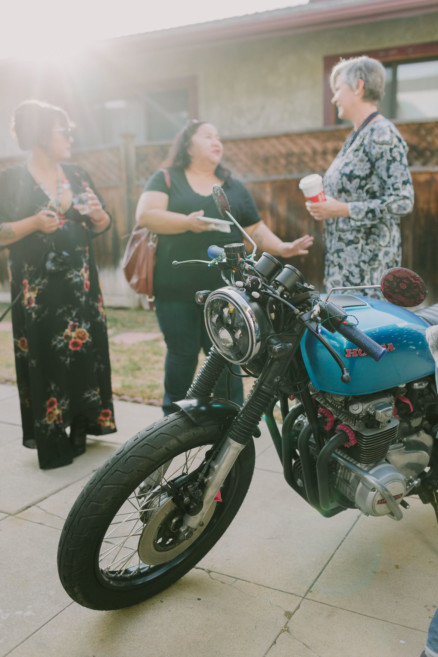 Holiday Motorcycle Celebration – Photo by Let's Frolic Together