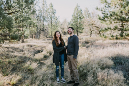 Magical Mountain Engagement – Photo by Let's Frolic Together
