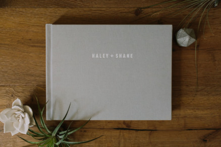 Heirloom Albums – Photo by Let's Frolic Together