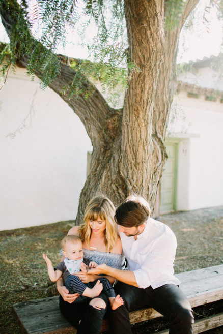 Playful Old Town Family Portraits – Photo by Let's Frolic Together