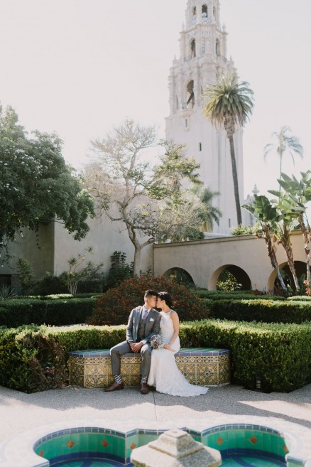 Vibrant Balboa Park Prado Union – Photo by Let's Frolic Together