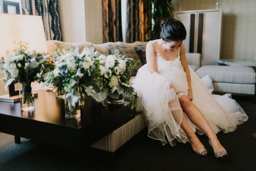 Classic Sweetness at the Hyatt – Photo by Let's Frolic Together