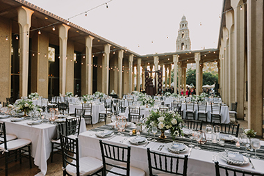 Lovely Museum of Art Wedding