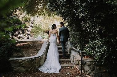 Dreamy Garden Wedding