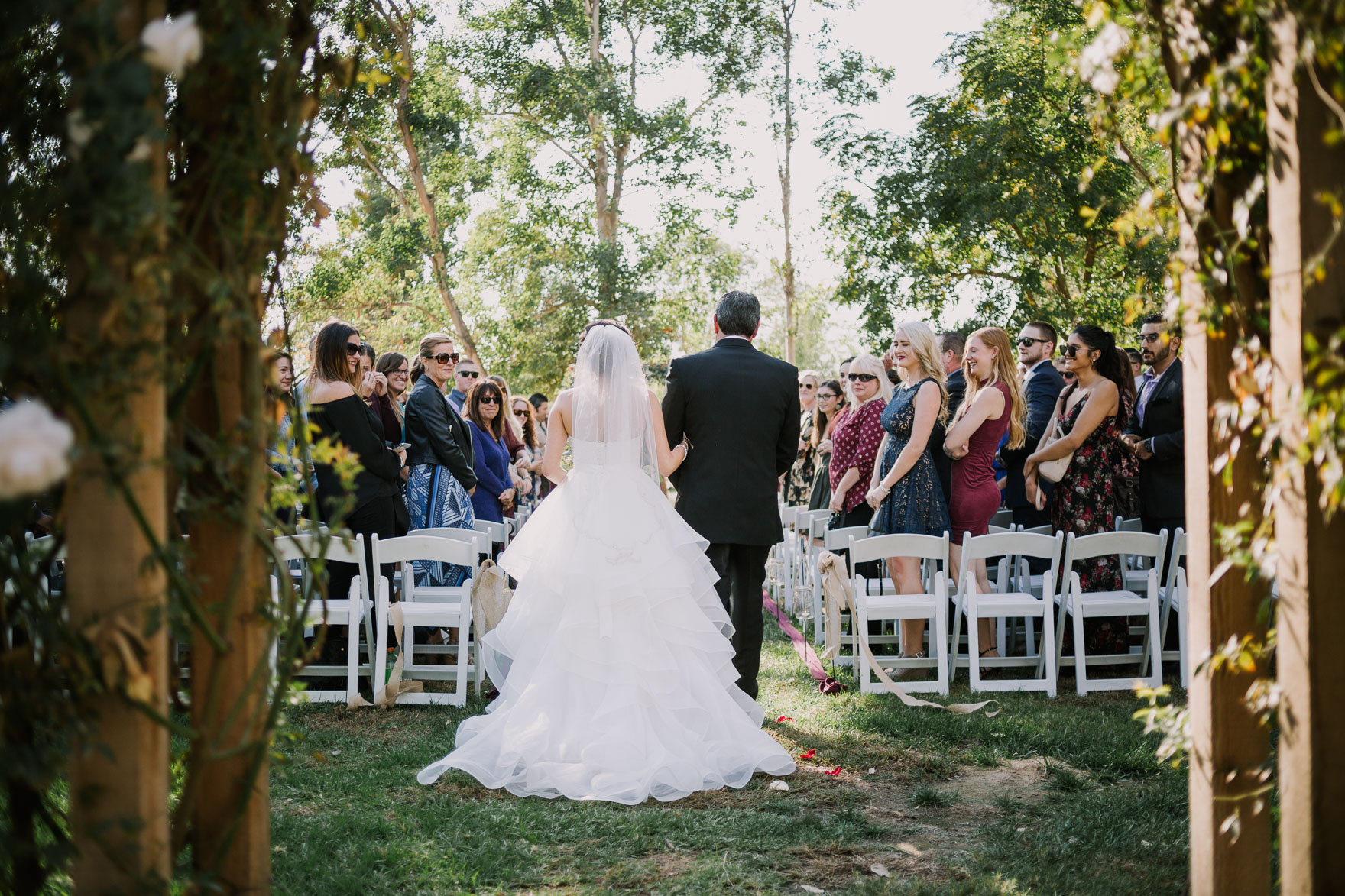 Charming Coach House Wedding – Photo by Let's Frolic Together