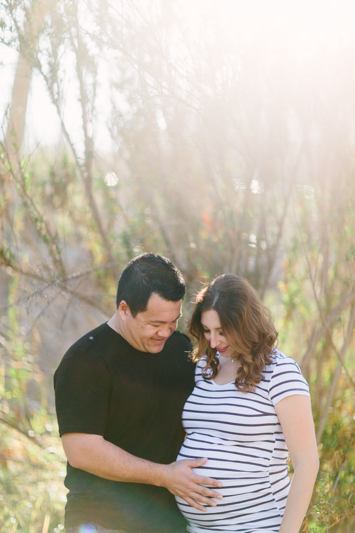 Tender Rustic Baby Bump Wander – Photo by Let's Frolic Together