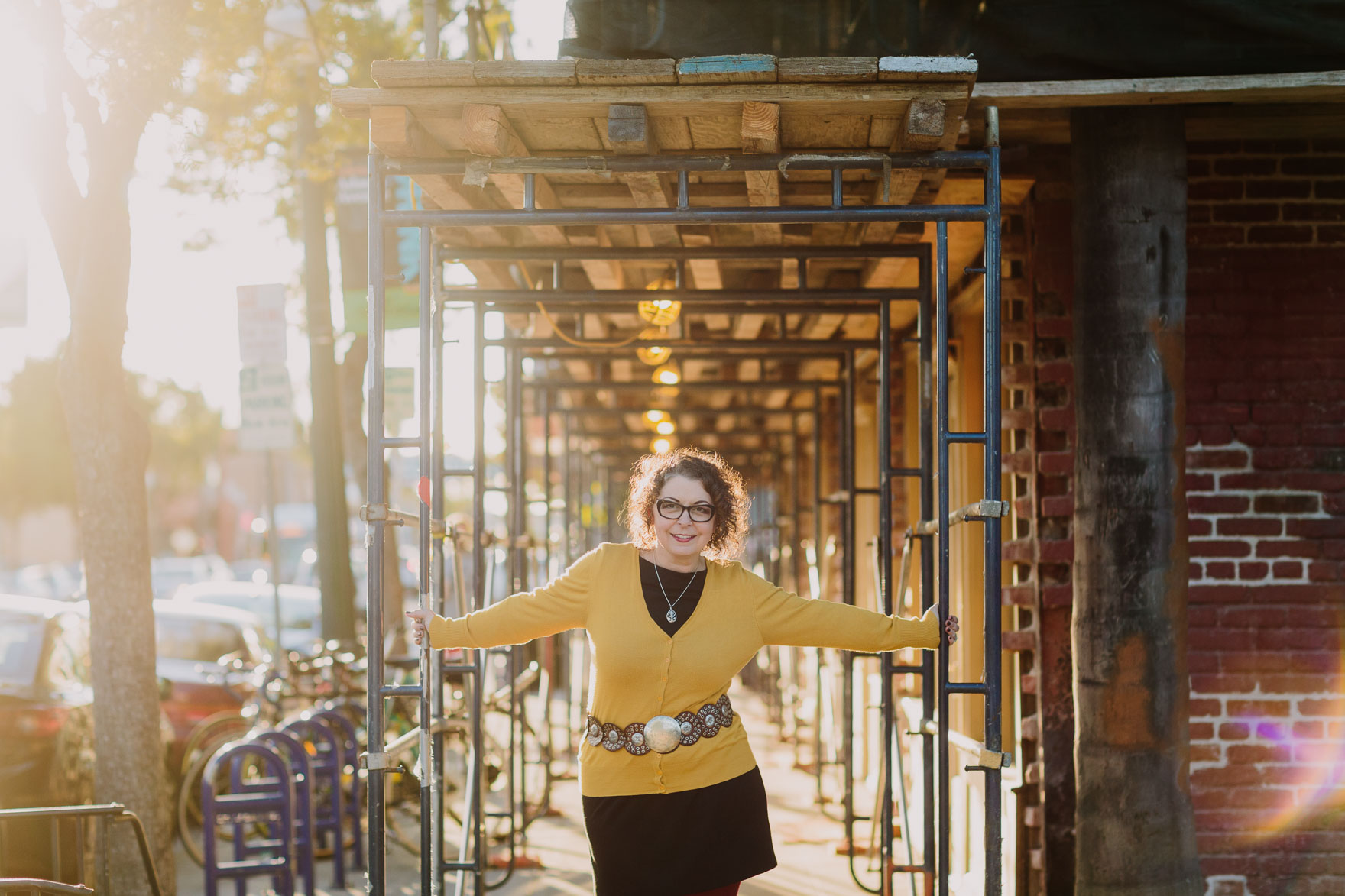 A Neighborhood Spark Session – Photo by Let's Frolic Together