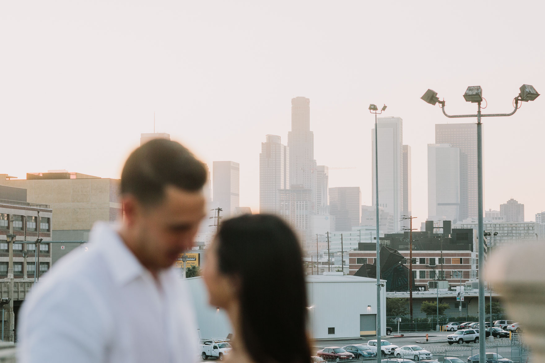 Modern Art and Skyline Views – Photo by Let's Frolic Together