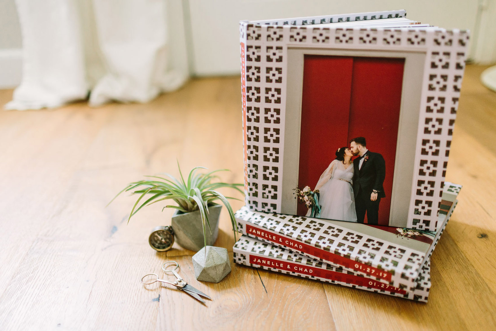 JANELLE & CHAD: THE PARKER, PALM SPRINGS, CA