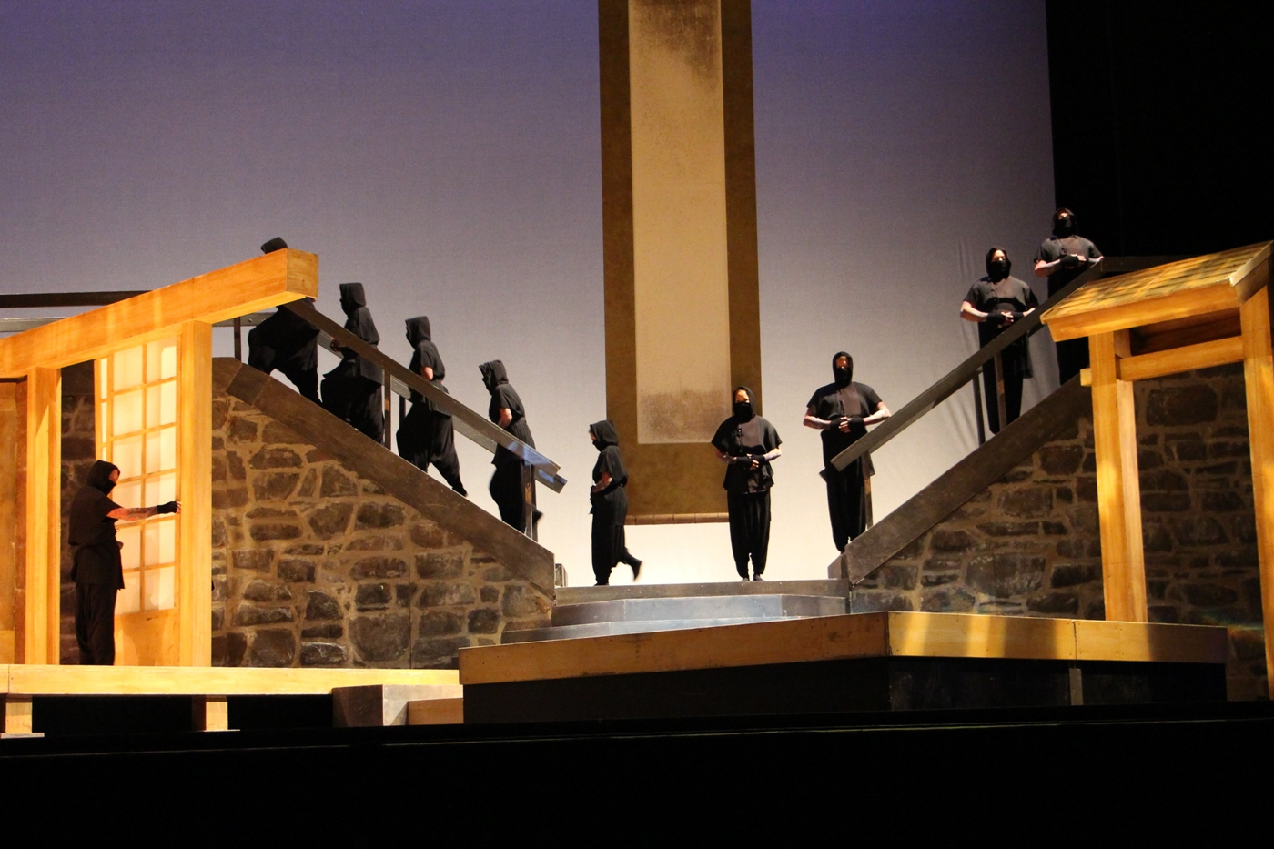 HOT's 2014 production of Madame Butterfly
