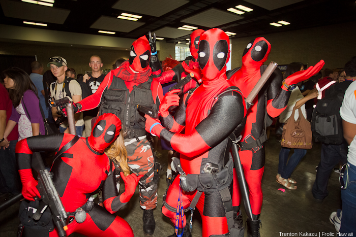 Amazing Hawaii Comic Con 2015 Day 2: Cosplay