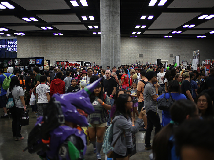 Amazing Hawaii Comic Con 2015 Day 1