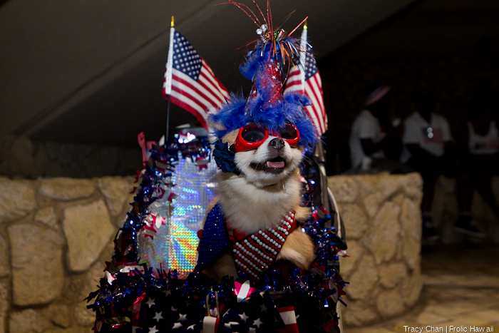 Fourth of July @ Ala Moana