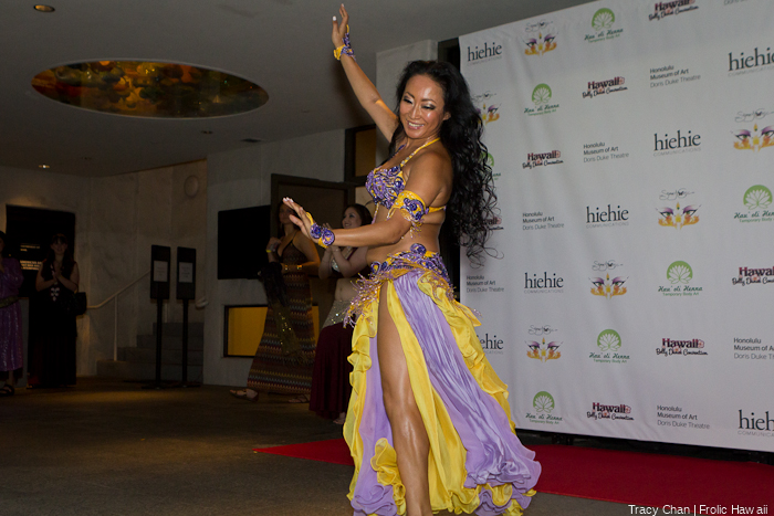 Hawaii Bellydance Convention 2015 Shimmy Showcase