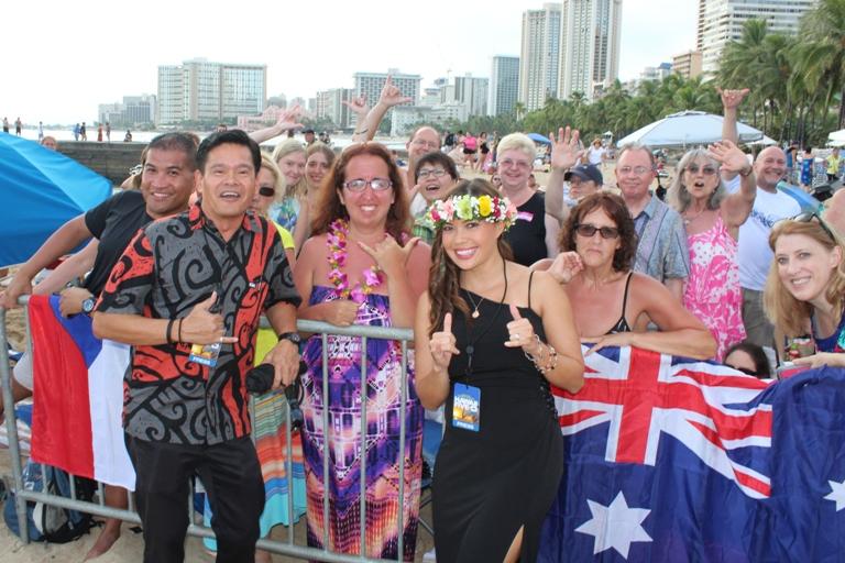 'Hawaii Five-0' Season 6 Sunset on the Beach premiere
