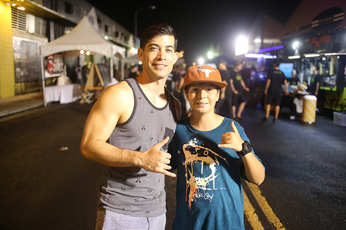 Honolulu Night Market Fall Fiesta