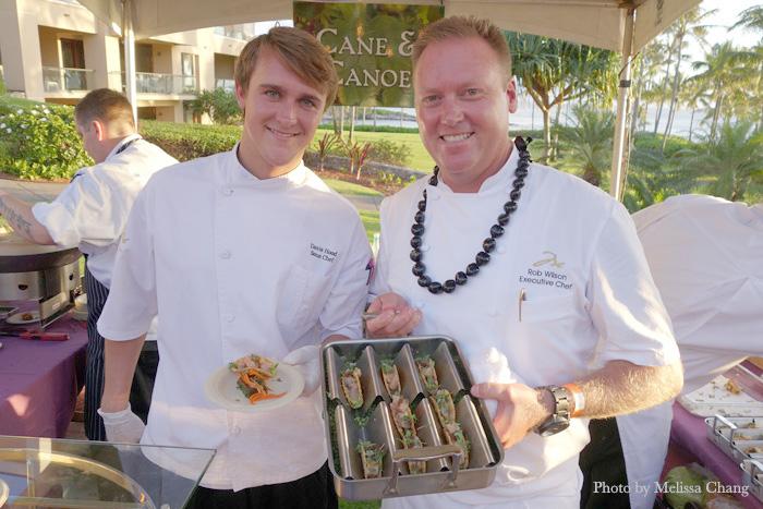 Kapalua Wine & Food Festival Grand Tasting