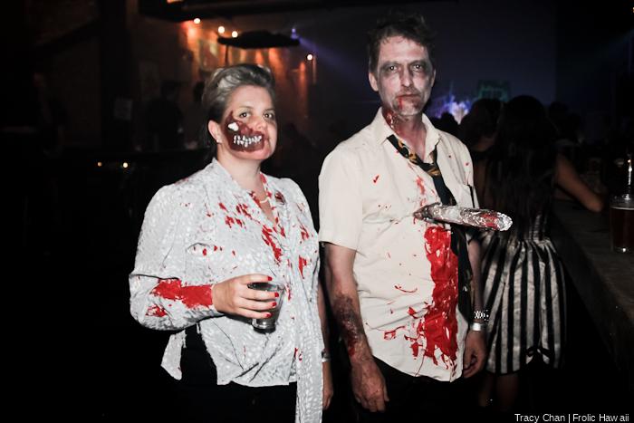 Hawaii Zombie Crawl 2015