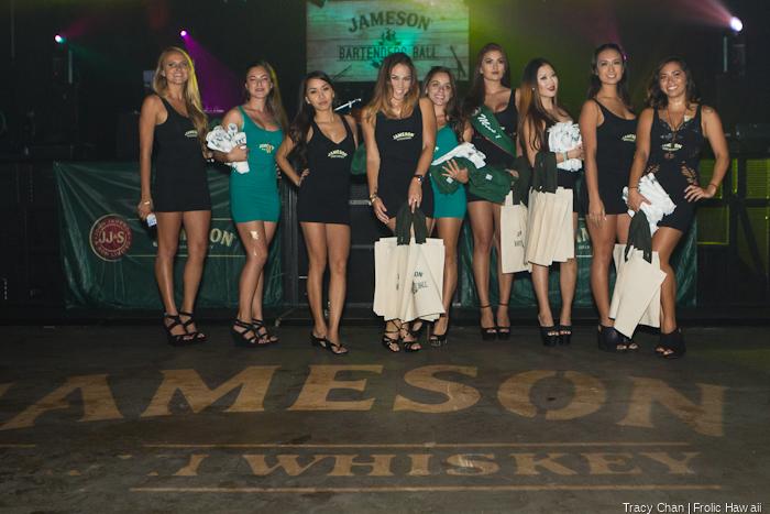 Jameson Bartenders' Ball 2015