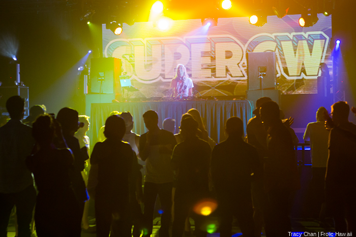 Thomas Jack with Super CW, Ramyt & Voltaic