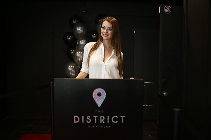 Party pics: The District