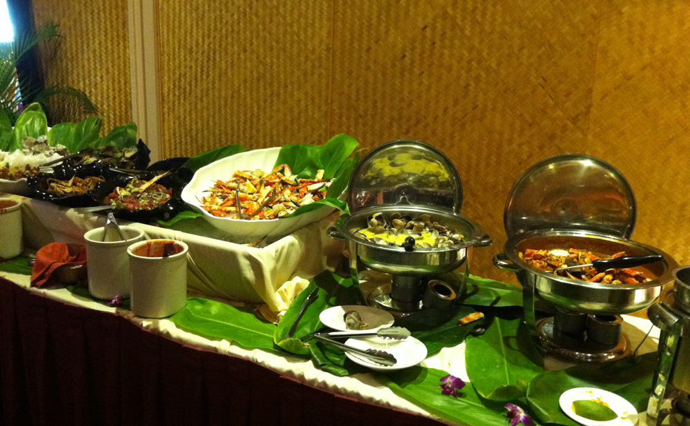 Kaanapali Beach Hotel Buffet