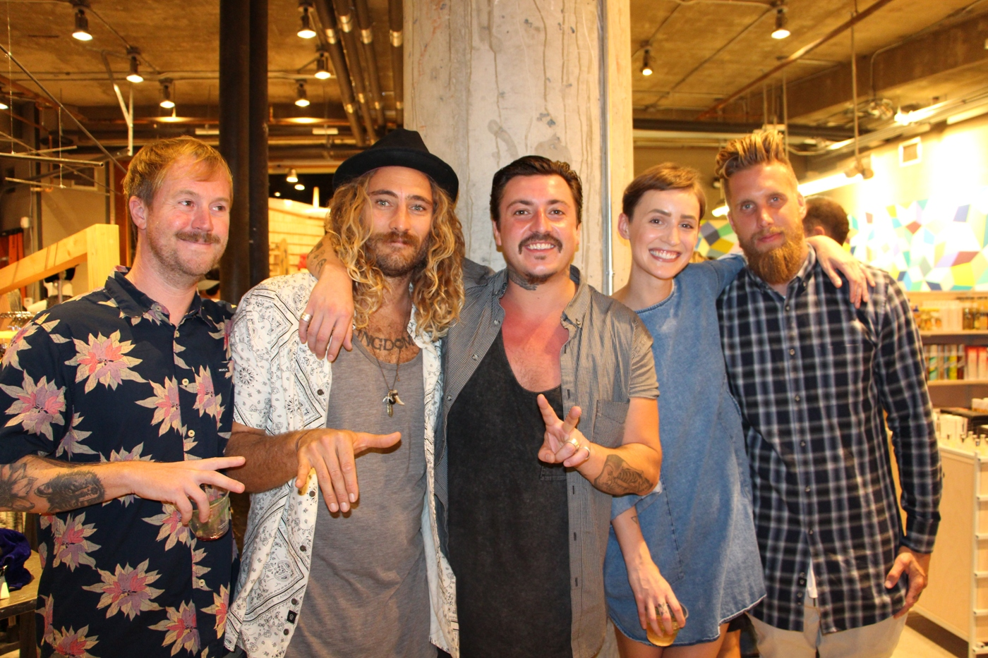 Party Pics: Urban Outfitters launch