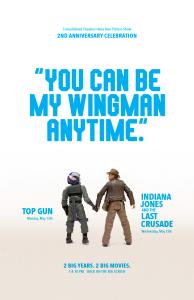 """""""Top Gun Indiana Jones and the Last Crusade"""""""