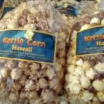KETTLE CORN HAWAII: Original, handmade, sweet and salty natural and multicolor kettle corn plus garlic kettle corn