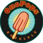 ONOPOPS: Kabocha brown betty pop, Onopops' Oahu pride North Shore coconut haupia pop and other locally sourced gourmet pops
