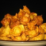 PAUL'S POPPERS: Hand-wrapped deep-fried wontons with assorted stuffings -- some cheesy, some meaty, some spicy
