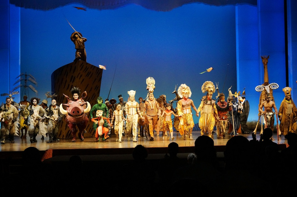 Disney S The Lion King Not To Be Missed Frolic Hawaii