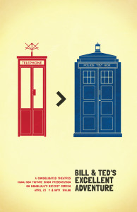 Bill & Ted vs. Tardis