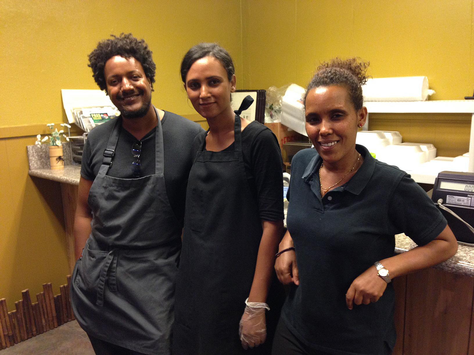 Something New Ethiopian Restaurant In Kapahulu Frolic Hawaii